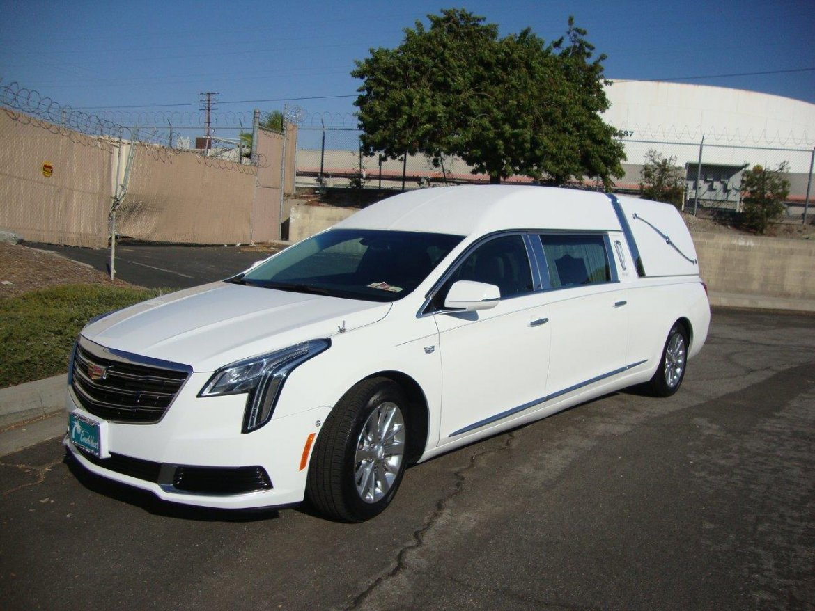 New 2019 Cadillac XTS Heritage for sale #WS-11683 | We Sell Limos