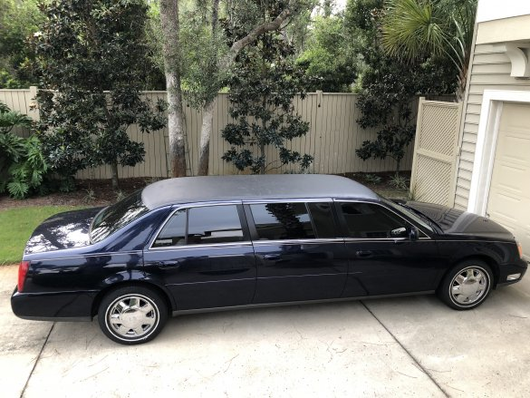 Used Cars Tupelo Ms >> Used 2001 Cadillac Deville for sale #WS-11715   We Sell Limos