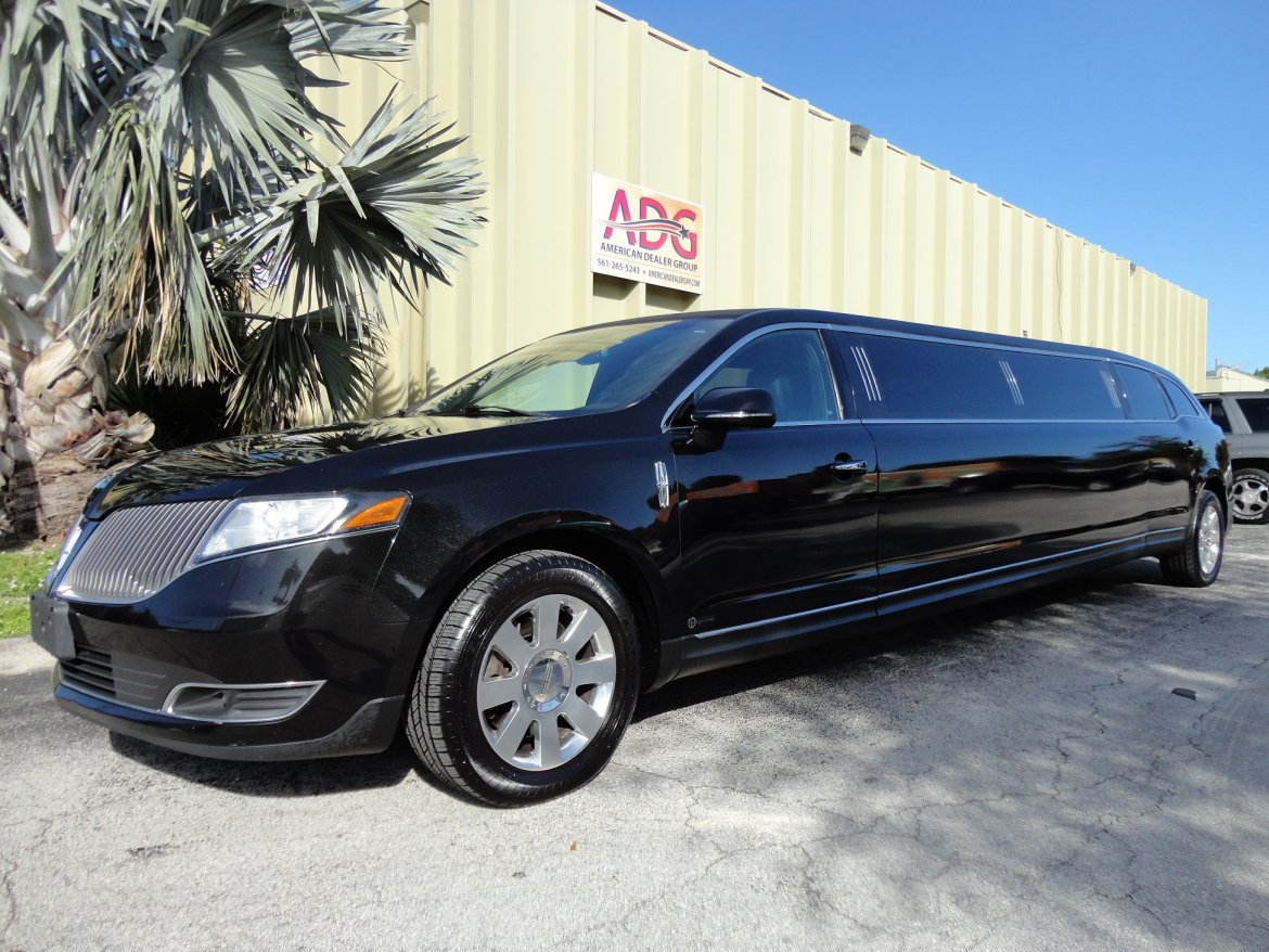 "Limousine for sale: 2014 Lincoln MKT 120"" by Executive Coach Builders"
