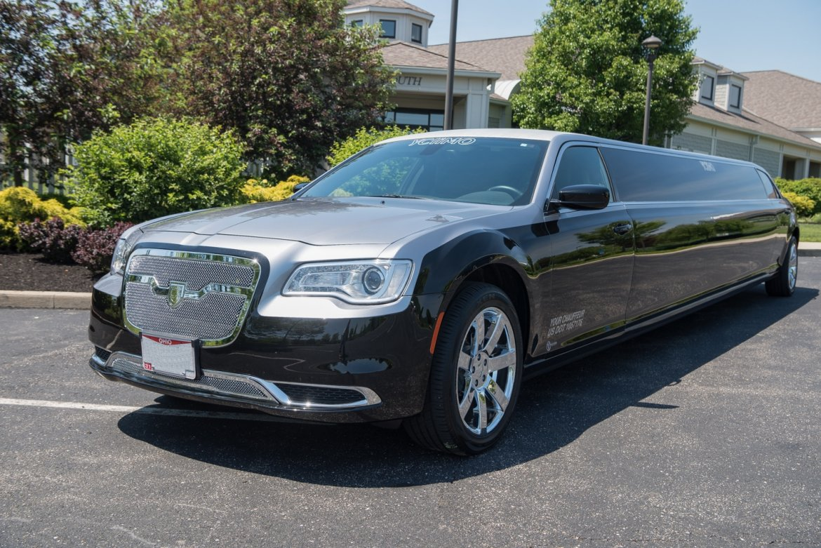 "Limousine for sale: 2015 Chrysler 300 180"" by Specialty Vehicles"