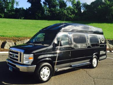 For sale: 2008 Turtle Top Ford E250 Van