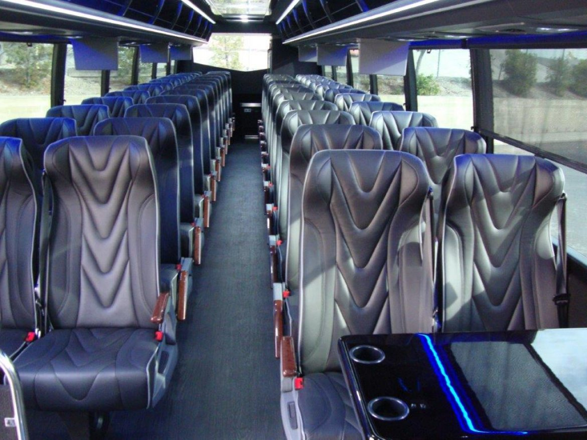 "Luxury Coach for sale: 2019 Freightliner M2 ESuperCoach 45"" by Executive Bus Builders"