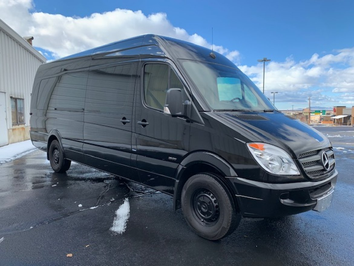 Used Sprinter Van For Sale >> 2013 Mercedes Benz Sprinter For Sale 59000