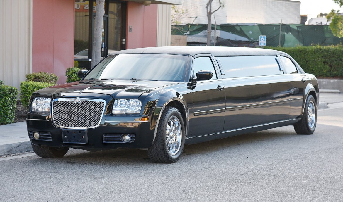 "Limousine for sale: 2007 Chrysler 300 120"" by Krystal Koach"