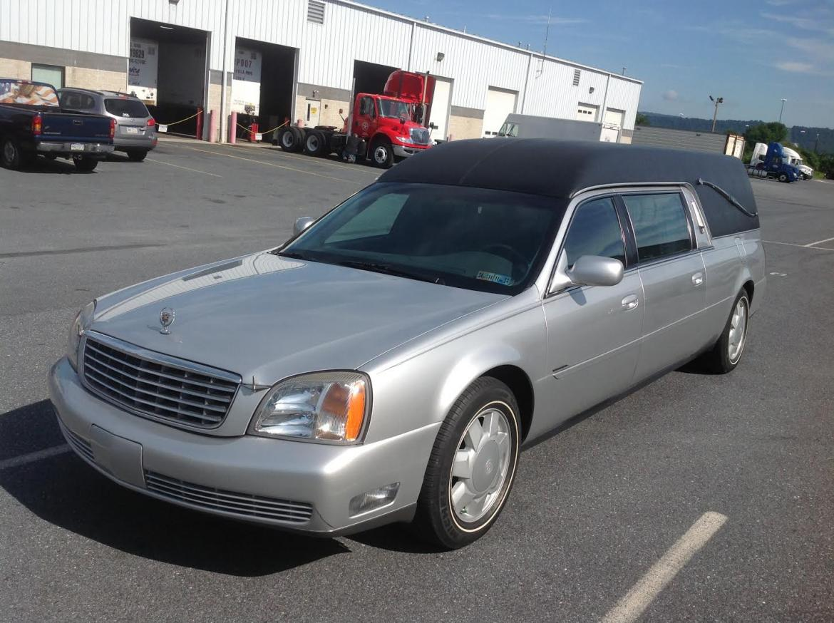 Used 2000 Cadillac Cadillac Hearse 629 for sale