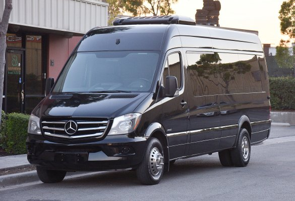 Limo For Sale >> Used 2014 Mercedes-Benz Sprinter 3500 for sale #WS-11816 | We Sell Limos