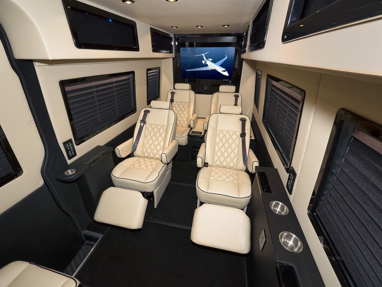 New 2016 Mercedes Benz Sprinter 3500 For Sale Ws 10183