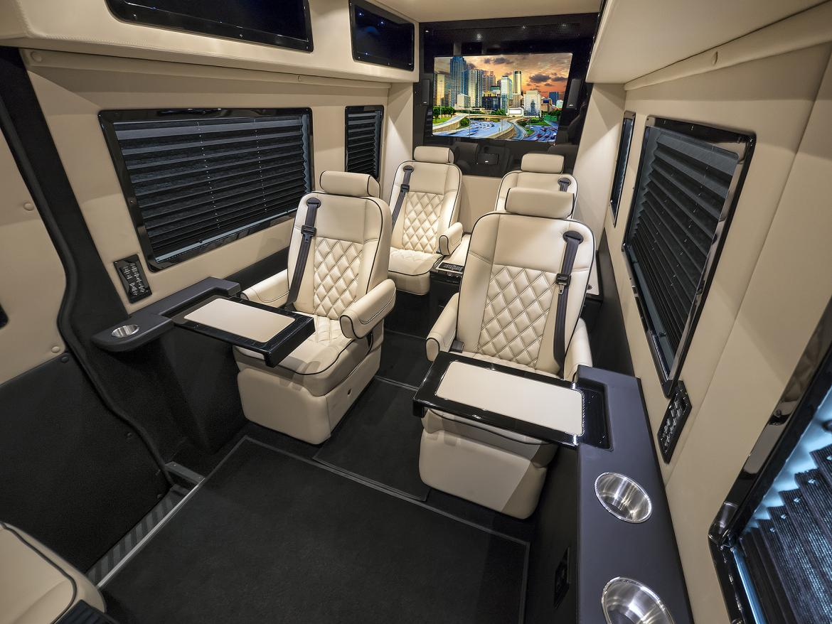 New 2016 Mercedes Benz Sprinter 3500 For Sale Ws 10183