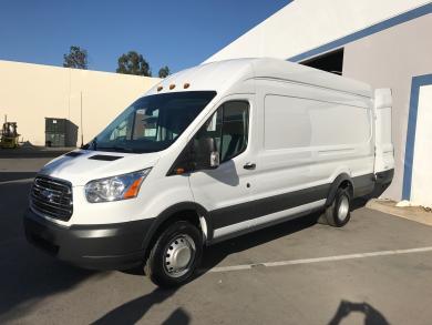For sale: 2015 Quality Coachwork Ford Transit Van