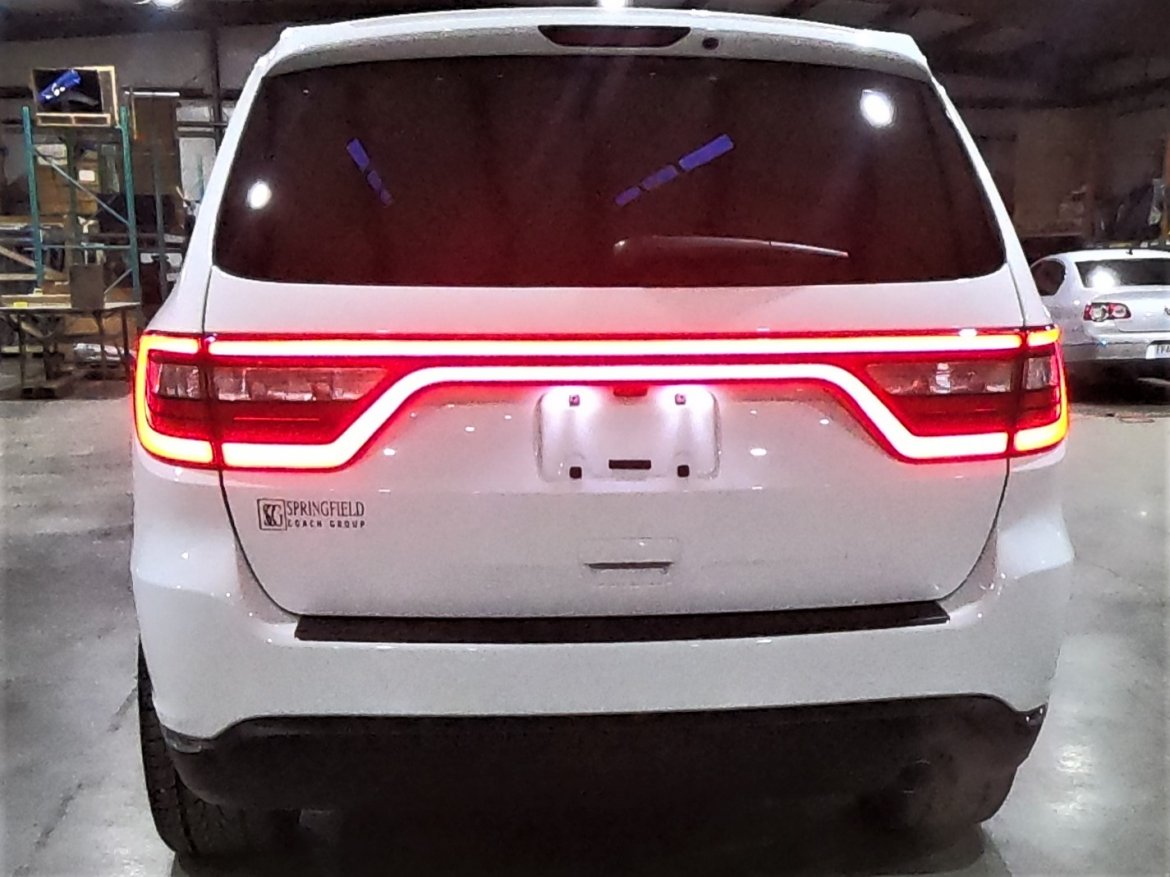 "SUV Stretch for sale: 2018 Dodge Durango 165"" by Springfield Coach"