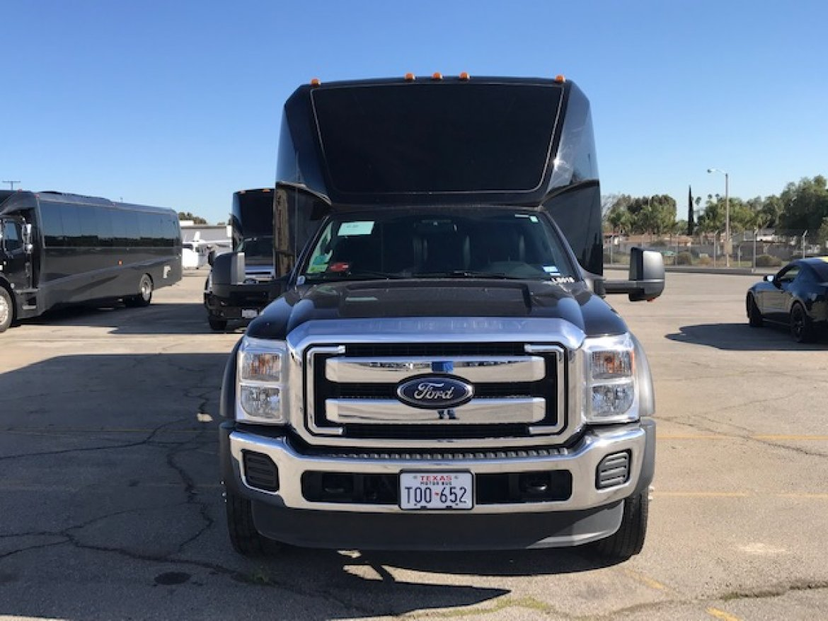 Executive Shuttle for sale: 2016 Ford F550 by Grech Motors