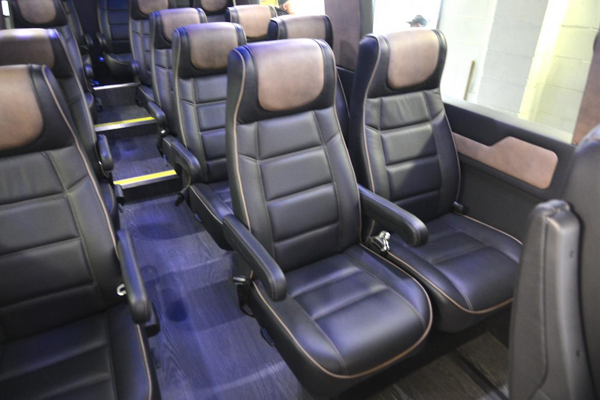 New 2016 mercedes benz sprinter 3500 for sale ws 10186 for Mercedes benz stadium seats for sale