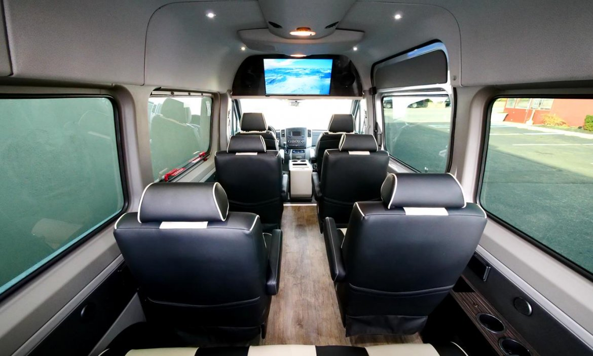 "Sprinter for sale: 2018 Mercedes-Benz Sprinter 144"" 2500 by HQ Custom Design Inc."