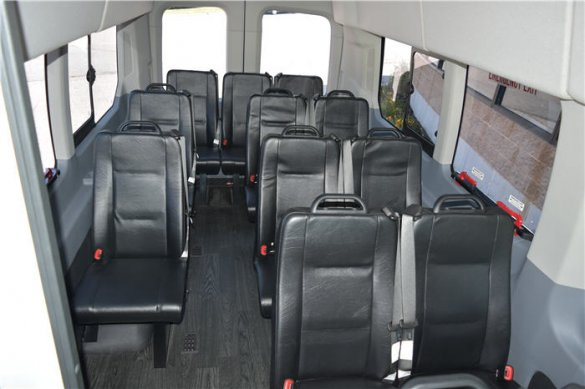 Ford 15 Passenger Van >> New 2018 Ford Transit MC15BD for sale #WS-11867 | We Sell ...