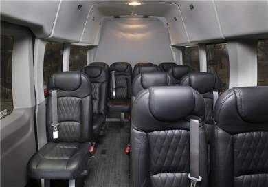 2019 Royale Ford Transit MC14 Van