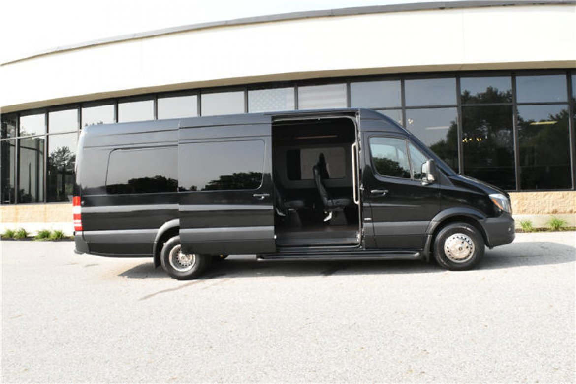 Sprinter for sale: 2014 Mercedes-Benz Sprinter Mini Coach by Royale