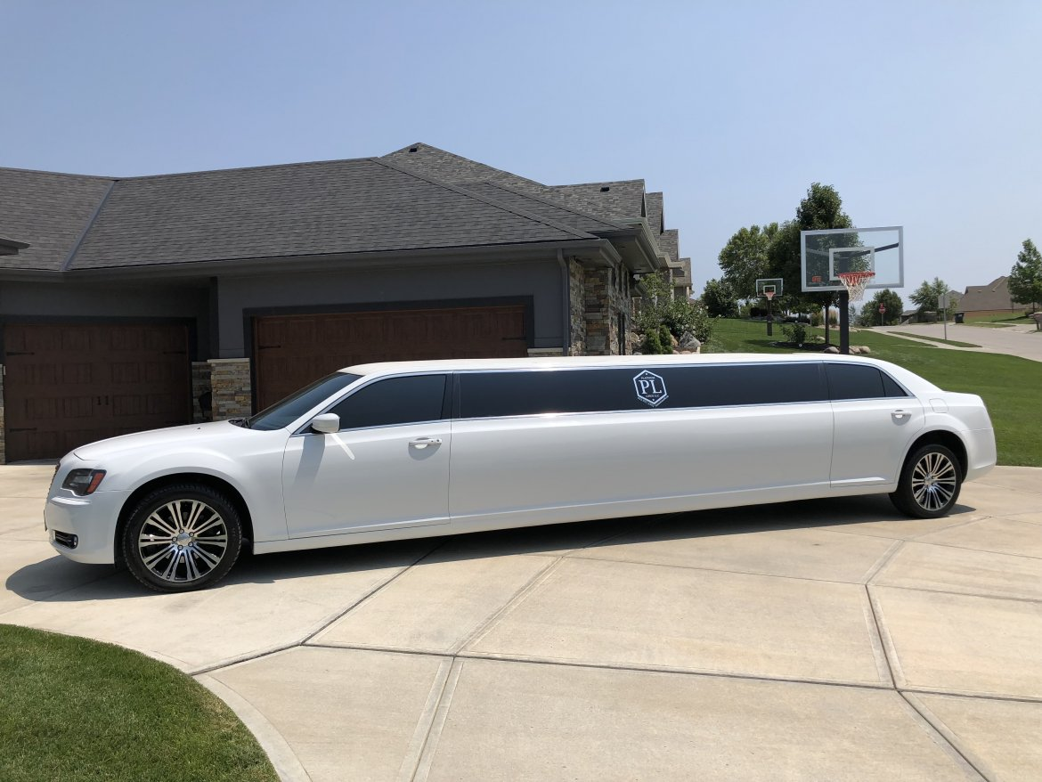 "Limousine for sale: 2013 Chrysler 300 140"" by Limos By Moonlight"