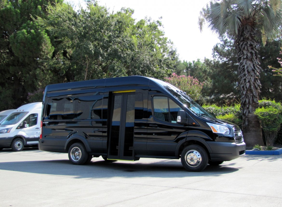 Shuttle Bus for sale: 2018 Ford Transit 350 Wagon EL XLT by NorCal Vans