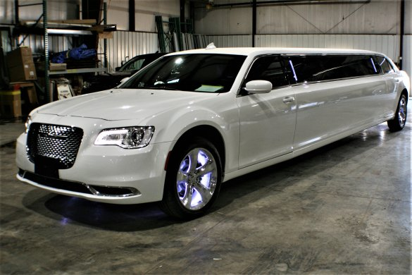 New 2019 Chrysler 300 for sale #WS-11972 | We Sell Limos