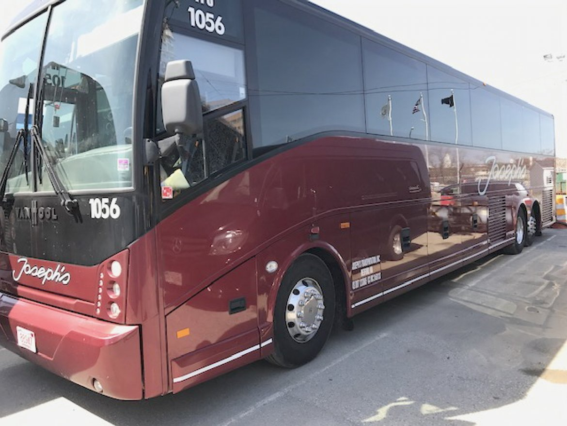 "Motorcoach for sale: 2015 Van Hool C2045 45"" by Van Hool"