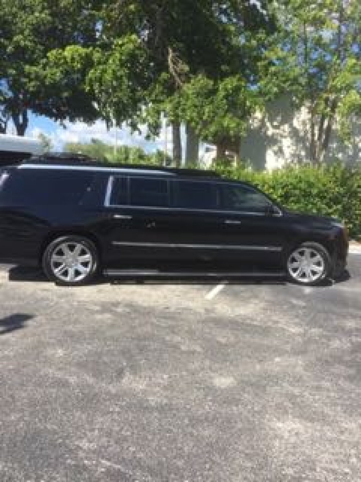 CEO SUV Mobile Office for sale: 2015 Cadillac escalade by ecb