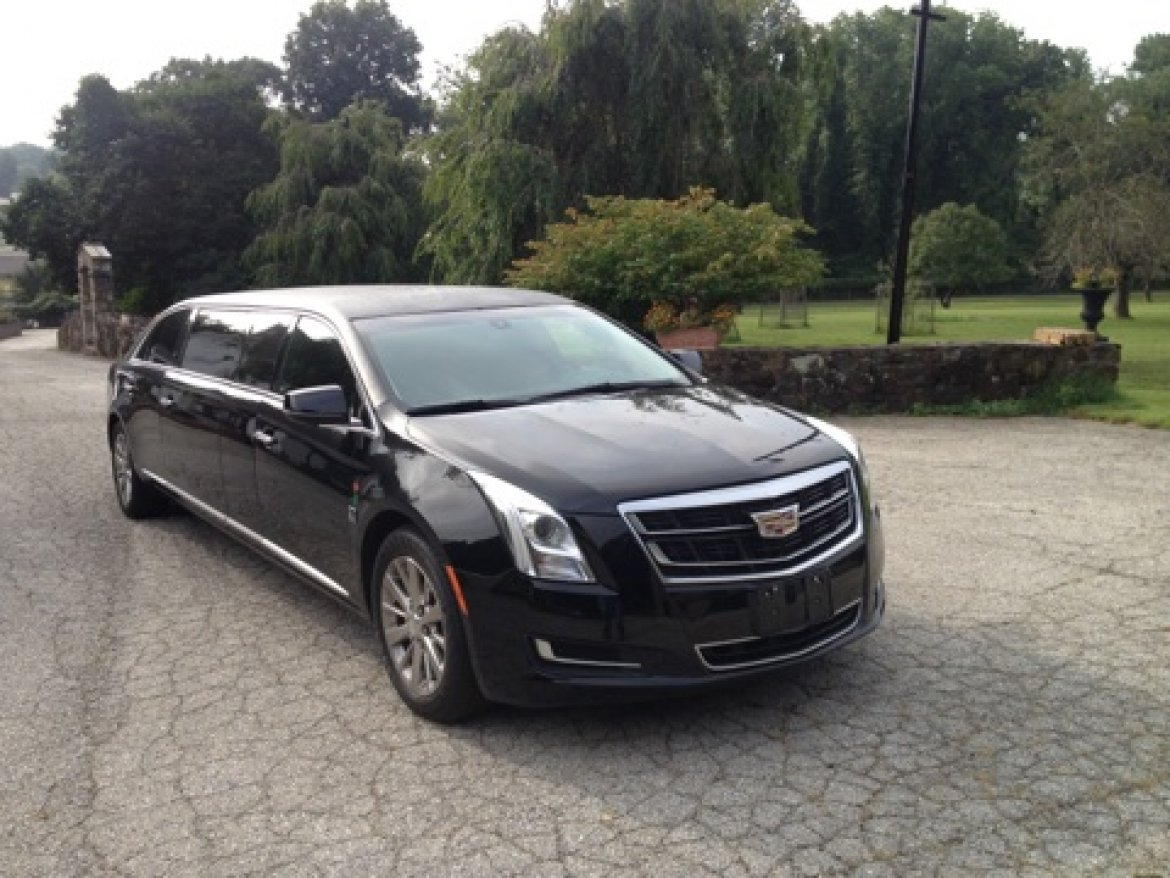 "Limousine for sale: 2017 Cadillac XTS 70"" by LCW"