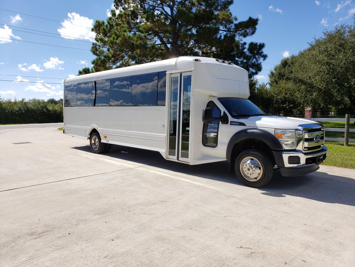 Limo Bus for sale: 2015 Ford F550 by LGE