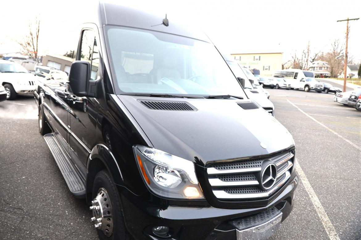 new 2014 mercedes benz sprinter 3500 for sale ws 10206 we sell limos. Black Bedroom Furniture Sets. Home Design Ideas