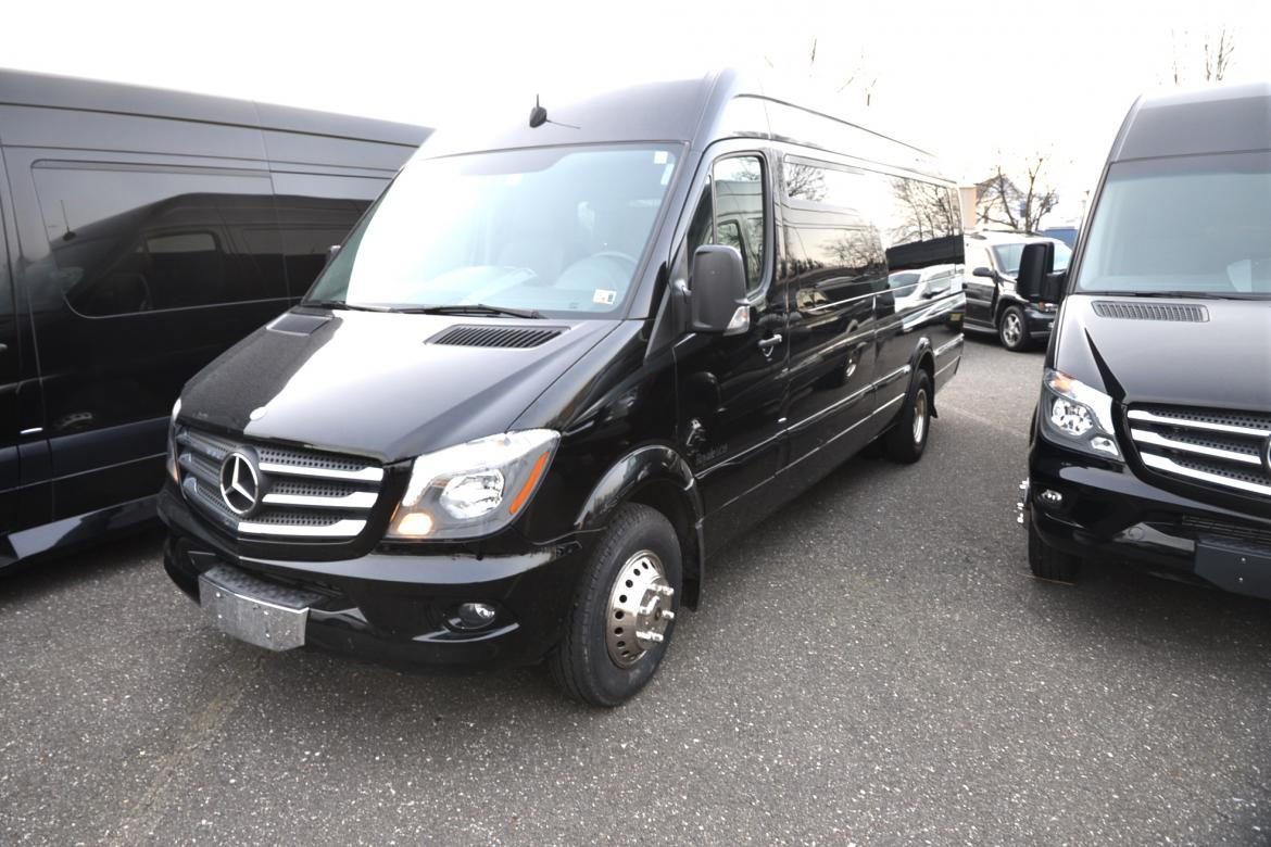 New 2014 mercedes benz sprinter 3500 for sale ws 10206 for Mercedes benz 3500 sprinter