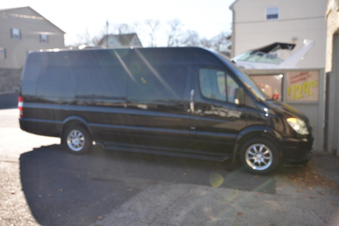 Used 2011 mercedes benz sprinter 2500 for sale ws 10208 for 2011 mercedes benz sprinter 2500