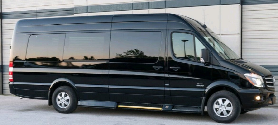 Sprinter for sale: 2017 Mercedes-Benz sprinter 3500 limo style by ecb