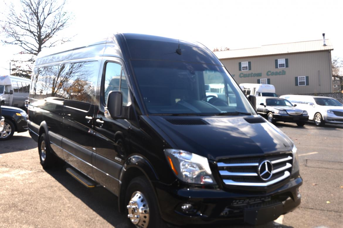 used 2016 mercedes benz sprinter 3500 for sale ws 10210