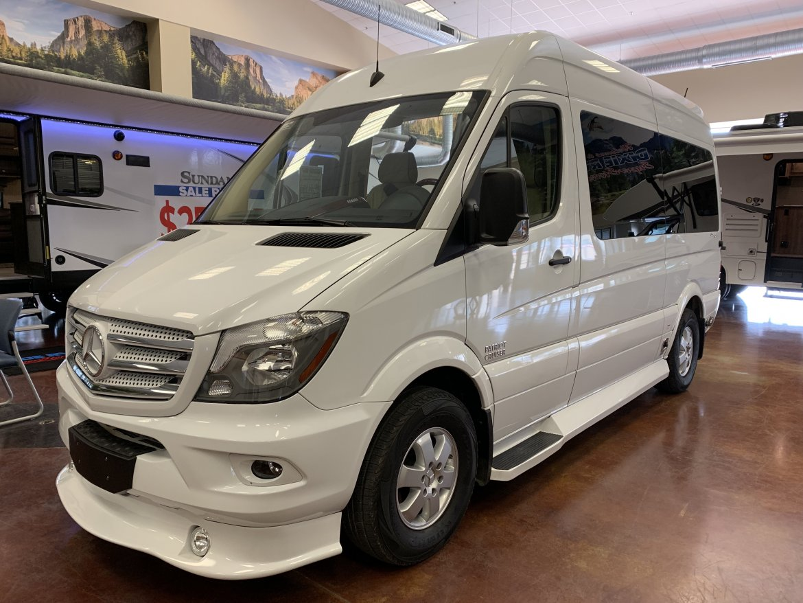 Sprinter for sale: 2019 Mercedes-Benz American Coach American Patriot SD by American Coach
