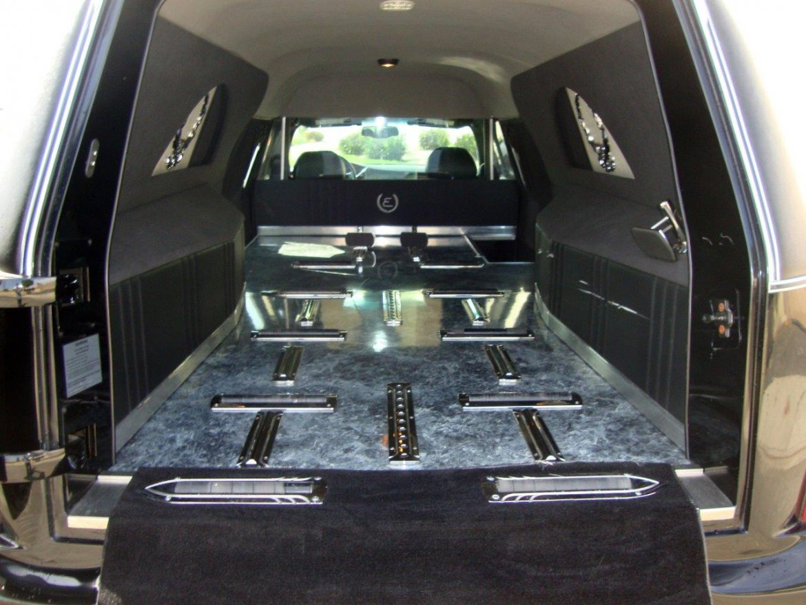 Funeral for sale: 2002 Cadillac XTS by Eureka