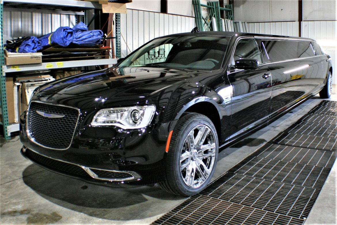 "Limousine for sale: 2019 Chrysler 300 140"" by Springfield Coach"