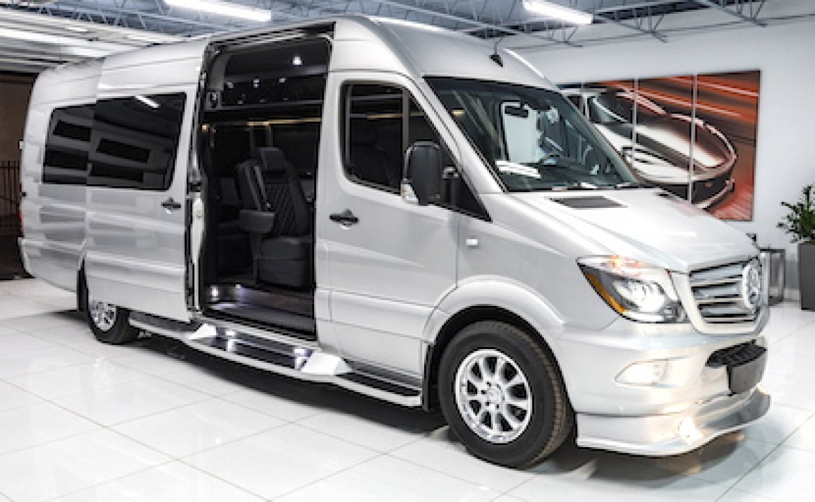 "Sprinter for sale: 2018 Mercedes-Benz Sprinter 2500 25"" by Midwest Auto Design"
