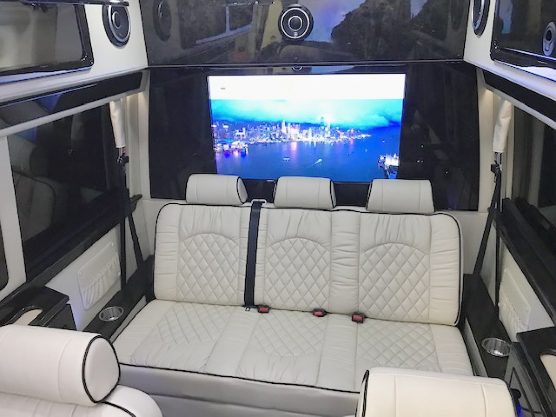 New 2018 Mercedes Benz Sprinter 3500 Super Single For Sale