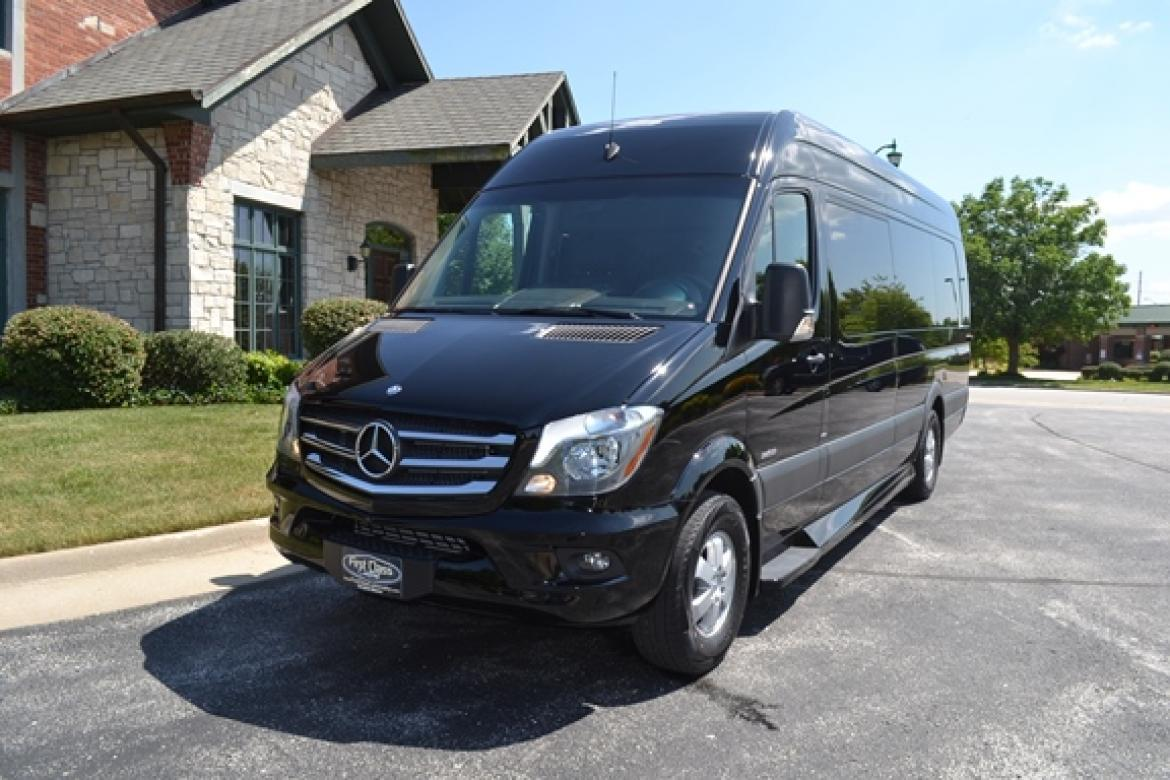 """Photo of Sprinter for sale: 2017 Mercedes Benz Sprinter 170"""" by First Class Customs"""