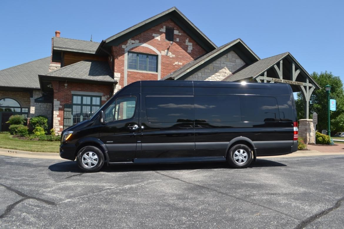"Photo of Sprinter for sale: 2017 Mercedes-Benz Sprinter 170"" by First Class Customs"