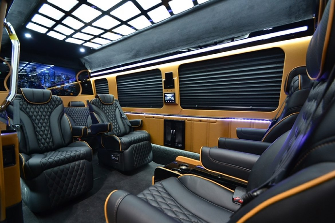 "Sprinter for sale: 2019 Mercedes-Benz Sprinter CEO/Private Class 170"" by First Class Customs, Inc."