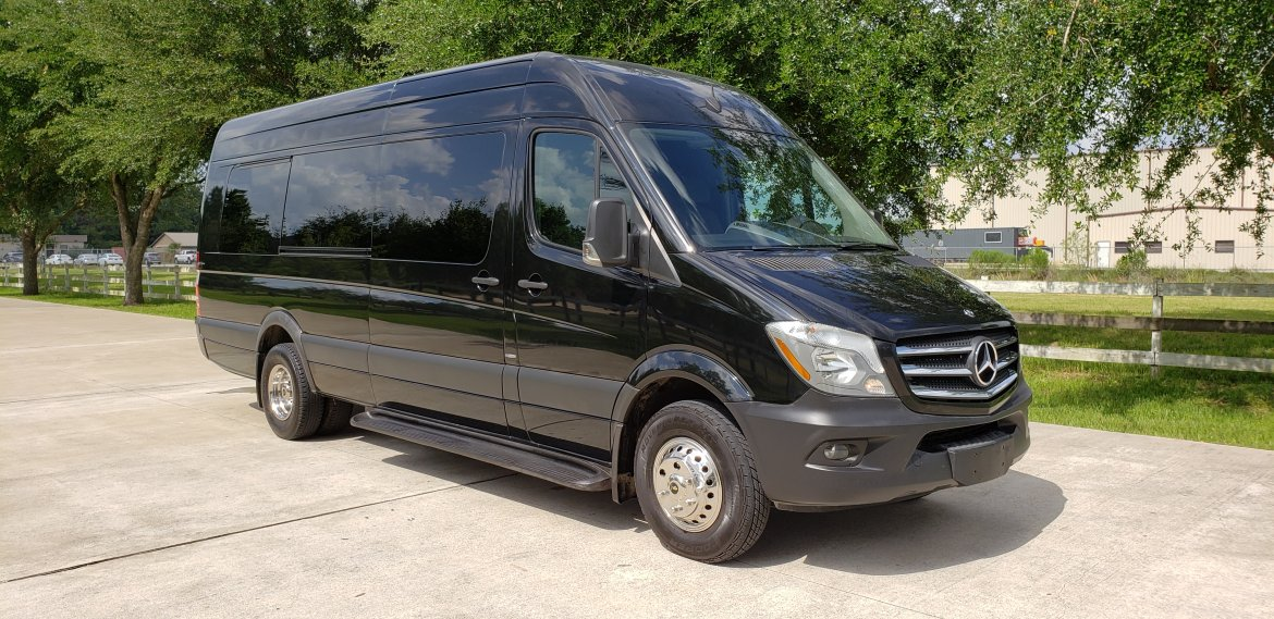 "Sprinter for sale: 2015 Mercedes-Benz SPRINTER 3500 170"" EXT 170"" by Royale"