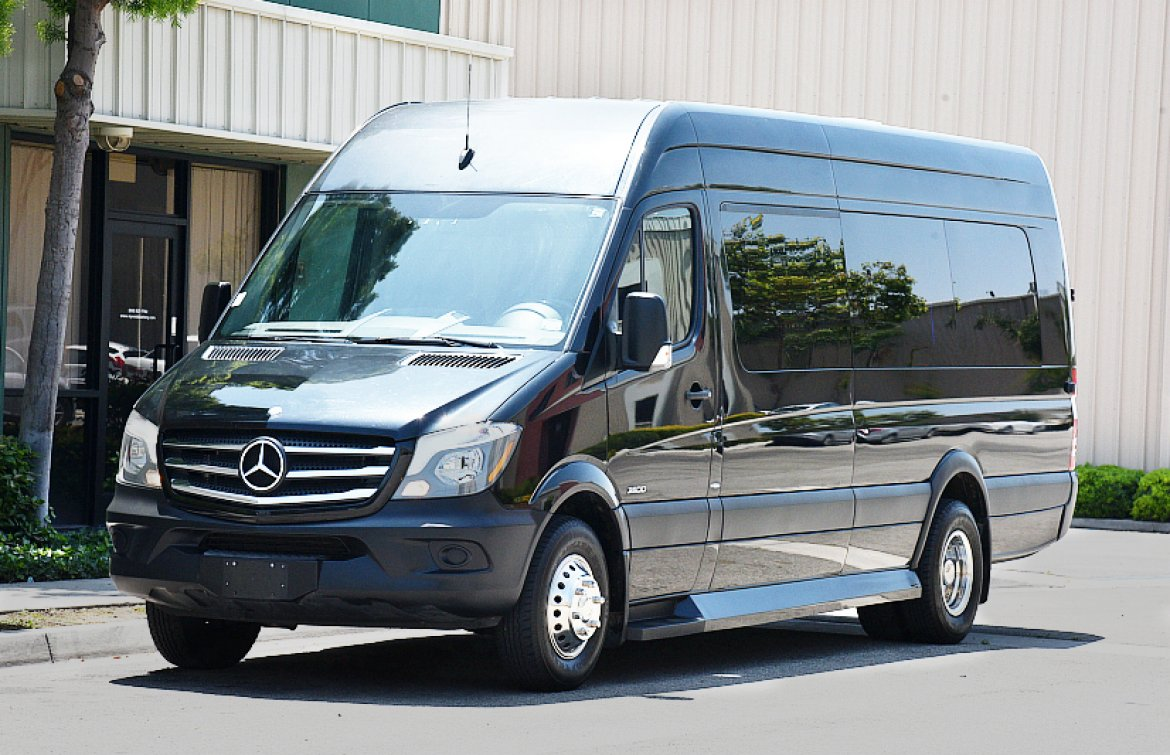 Used Sprinter Van For Sale >> 2014 Mercedes Benz Sprinter For Sale 49995