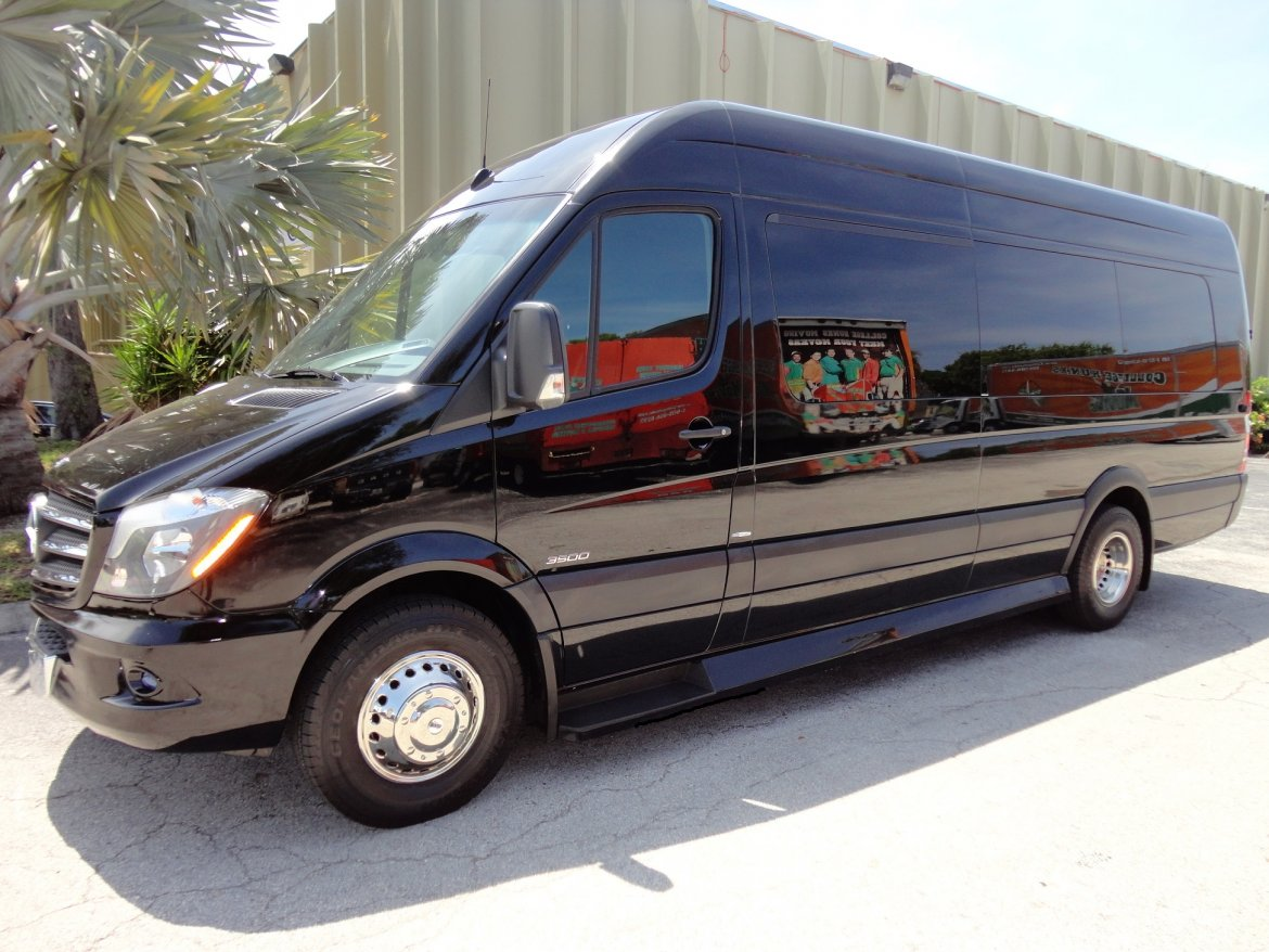 Sprinter for sale: 2014 Mercedes-Benz Sprinter 3500 by Battisti Customs