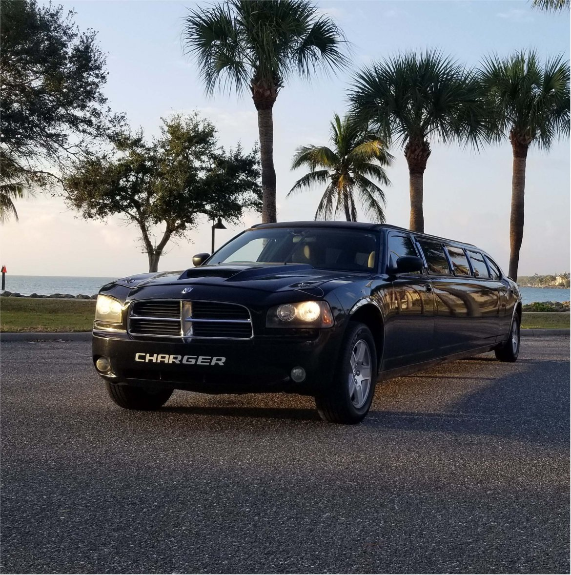 "Limousine for sale: 2006 Dodge Charger 180"" by Custom Builder for Richard Petty"