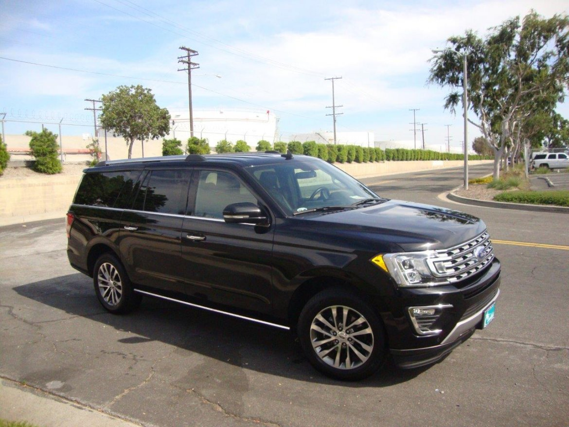 SUV for sale: 2018 Ford Expedition Limited MAX by Ford