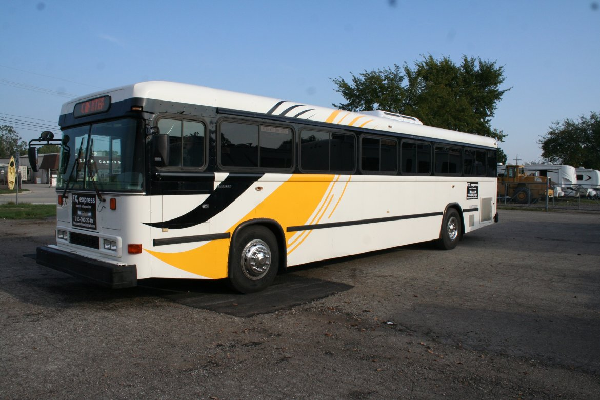 Limo Bus for sale: 2002 Blue Bird Party Bus