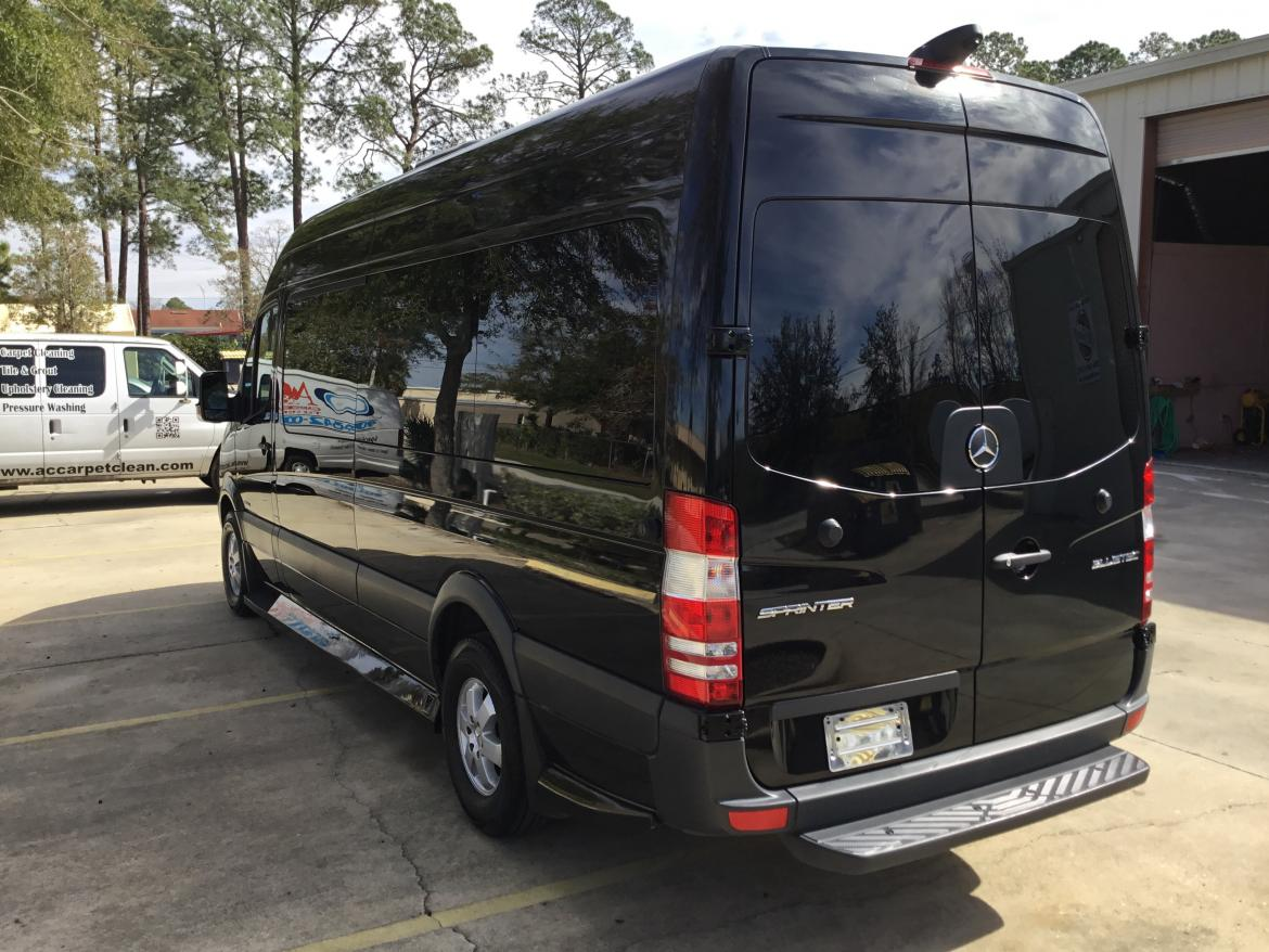 new 2014 mercedes benz sprinter 2500 for sale ws 10237 we sell limos. Black Bedroom Furniture Sets. Home Design Ideas