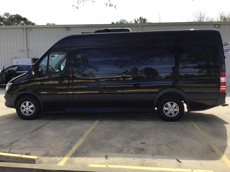 shuttle bus for sale 2014 mercedes benz sprinter 2500 in jacksonville. Black Bedroom Furniture Sets. Home Design Ideas