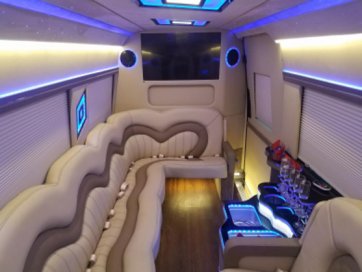 """Photo of Sprinter for sale: 2016 Mercedes-Benz Sprinter 170"""" by American Limousine Sales"""
