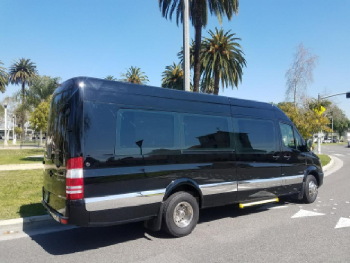 "Photo of Sprinter for sale: 2016 Mercedes Benz Sprinter 170"" by American Limousine Sales"